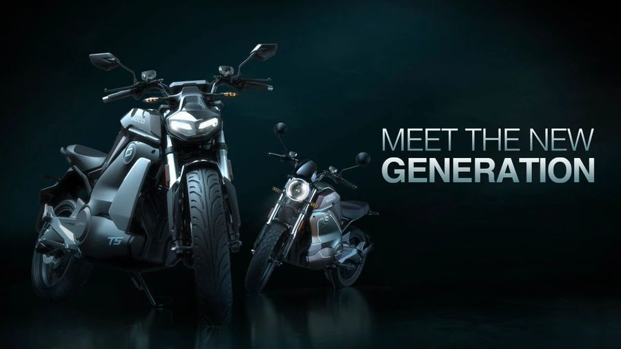 New SUPERSOCO Models Debut New SUPERSOCO Models Debut motorcycle and electric bike news MEGA CHINAMOTOR